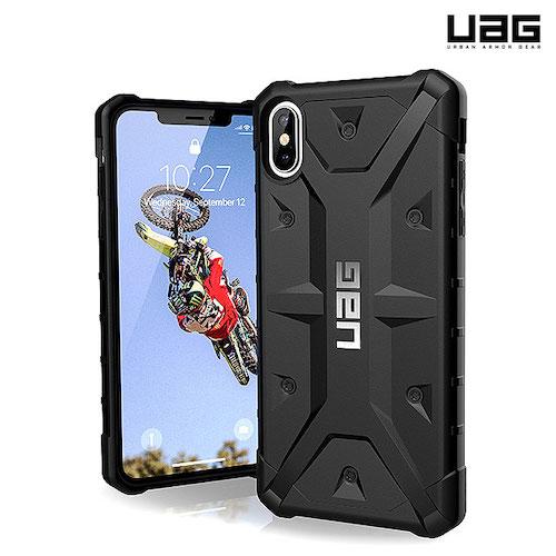 [UAG] iPhone XR Pathfinder Case - Black