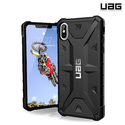[UAG] iPhone XS Max Pathfinder Case - Black