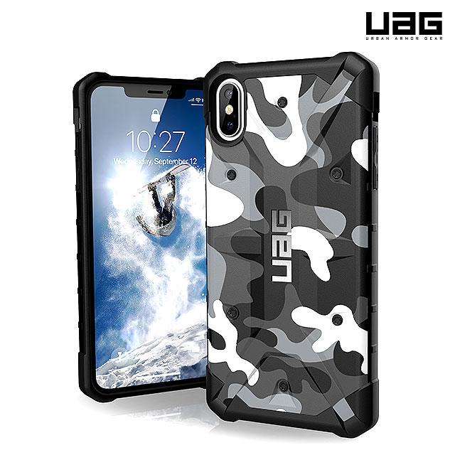 [UAG] iPhone XS Max Camo Case - White