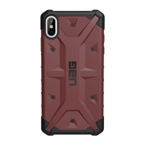 [UAG] iPhone XS Max Pathfinder Case - Carmine