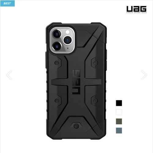 [UAG] Pathfinder for iPhone 11 Pro - Black