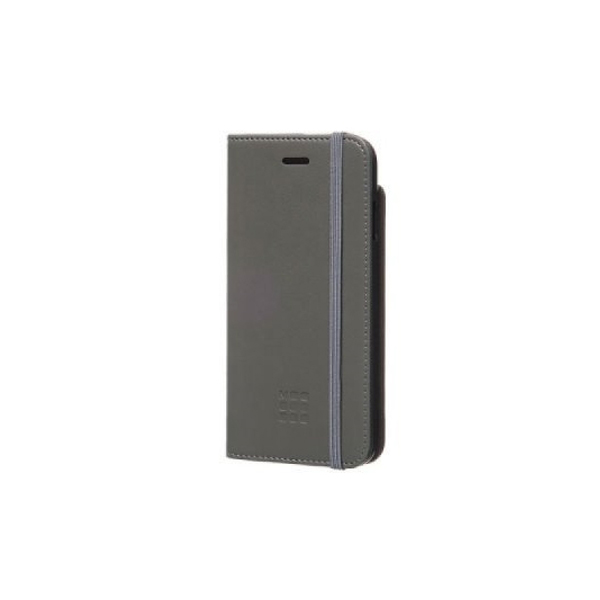 [Moleskin] BookType Case for iPhone 8/7 - Gray
