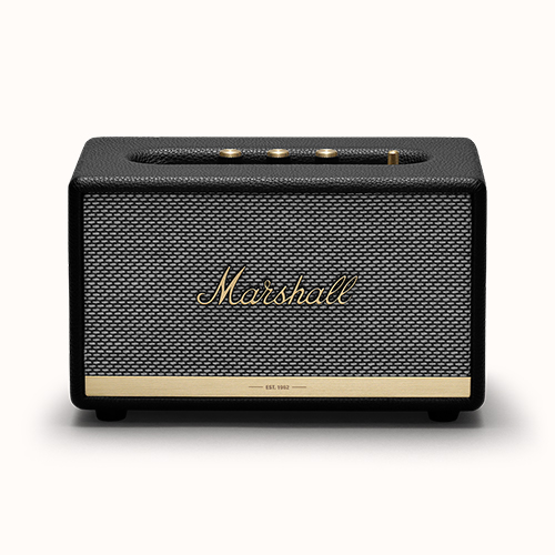 [Marshall] Acton II Bluetooth - Black