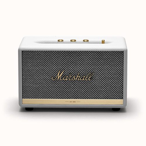 [Marshall] Acton II Bluetooth - White