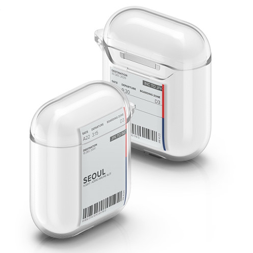 [PLANA] AirPods GRAPHIC CASE SEOUL