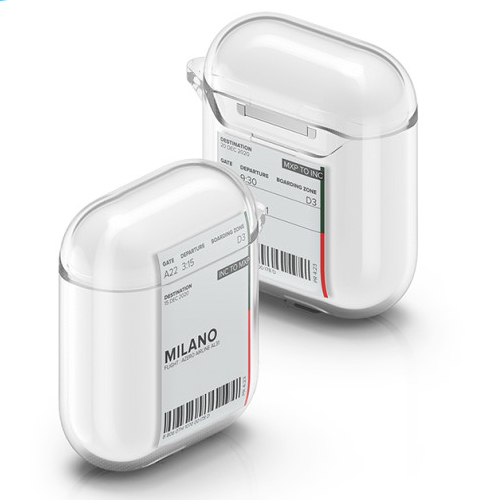 [PLANA] AirPods GRAPHIC CASE MILANO
