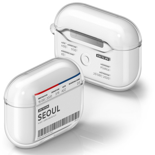 [PLANA] AirPods Pro GRAPHIC CASE SEOUL