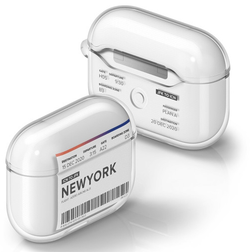 [PLANA] AirPods Pro GRAPHIC CASE NEWYORK