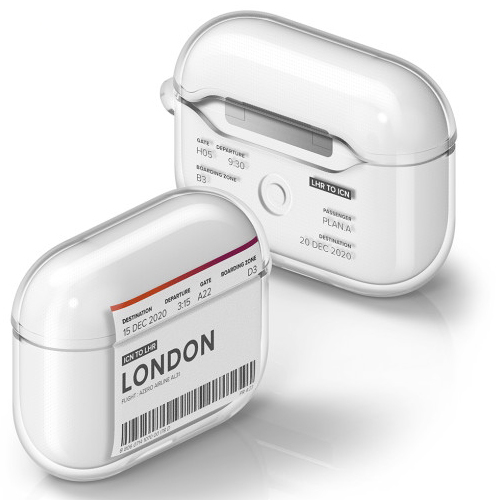 [PLANA] AirPods Pro GRAPHIC CASE LONDON