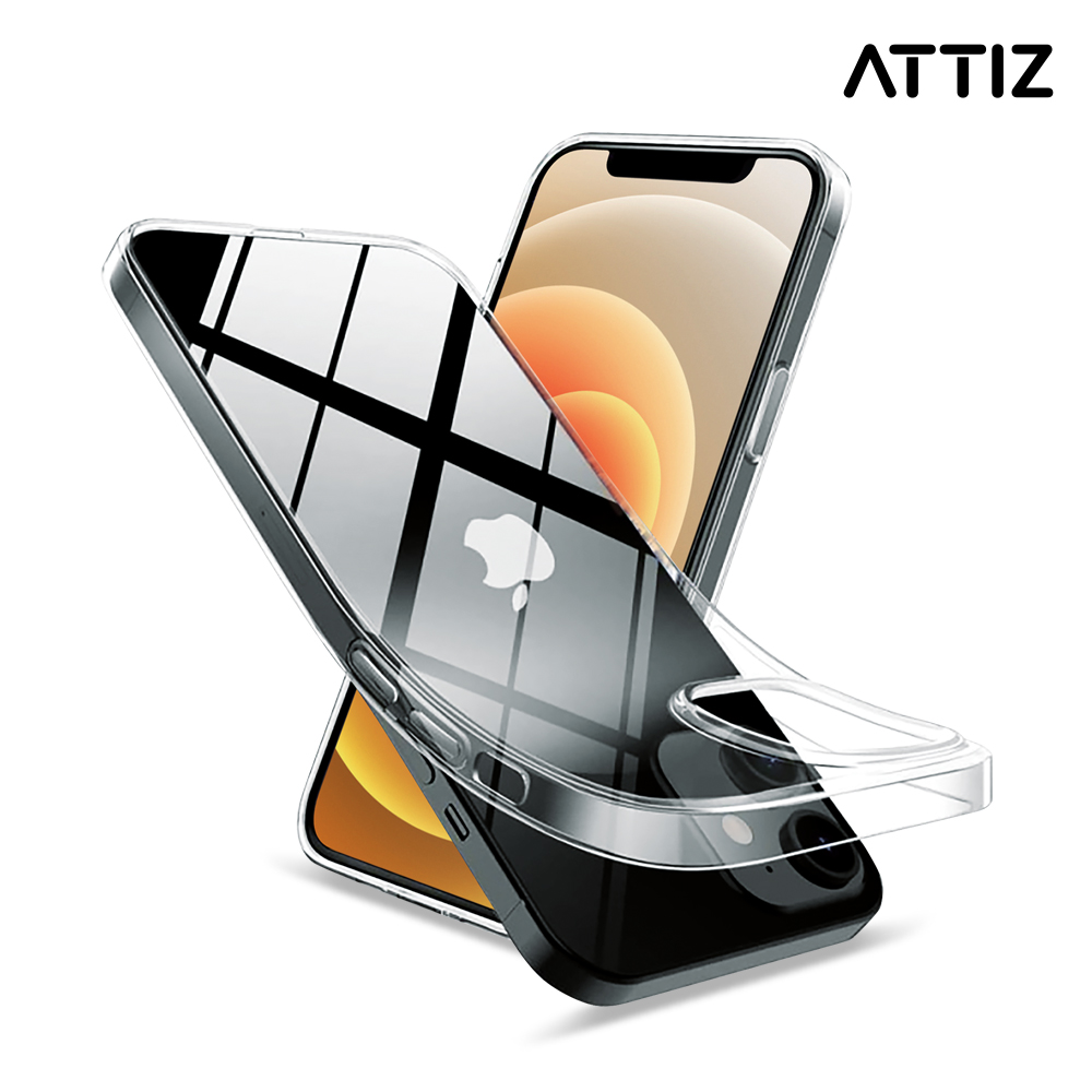 [ATTIZ] Soft Crystal iPhone 12 mini