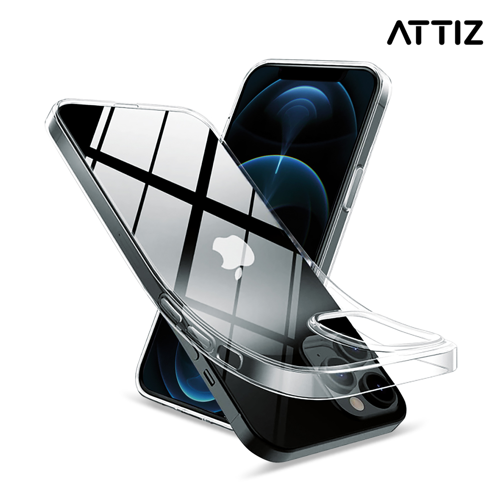 [ATTIZ] Soft Crystal iPhone 12Pro Max