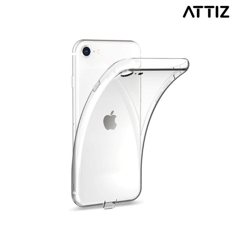 [ATTIZ] iPhone SE2/8/7 Soft Crystal 투명