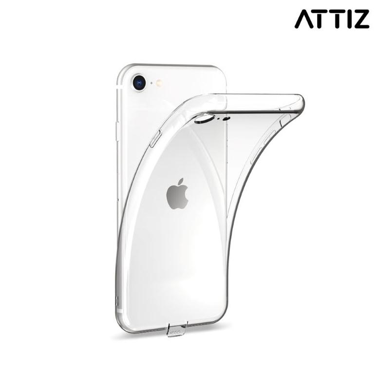 [ATTIZ] iPhone SE2/8/7 Soft Crystal 투명