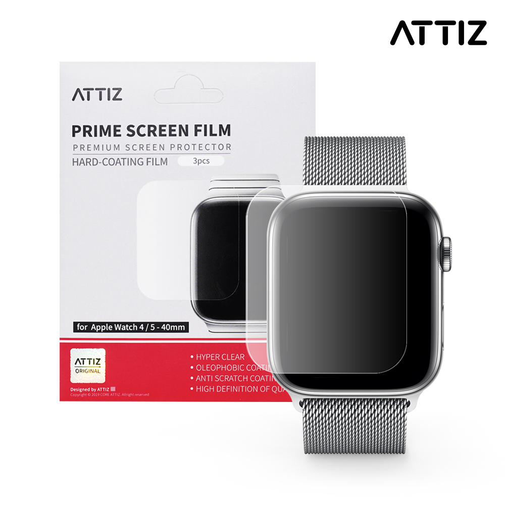 [ATTIZ] Watch4/5 Prime film 40mm