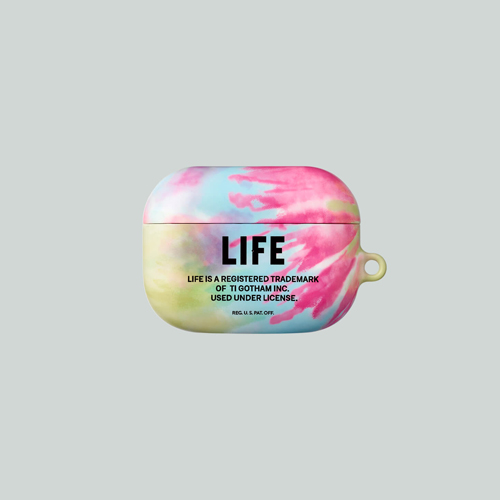 [LIFE ARCHIVE] AirPods PRO HARD CASE TIEDYE