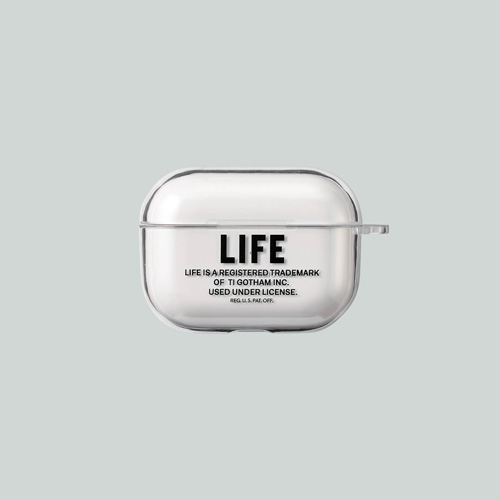 [LIFE ARCHIVE] AirPods PRO HARD CASE 블랙