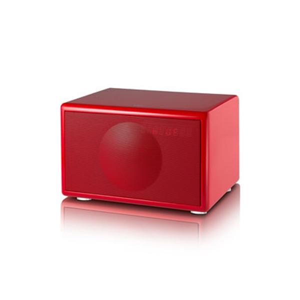 [GENEVA] 제네바 Classic/S Hi-Fi Speaker - Red