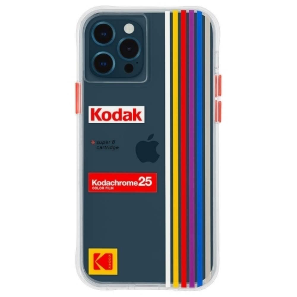 [CASEMATE] 코닥 화이트 크롬 로고 iPhone 12 Pro Max