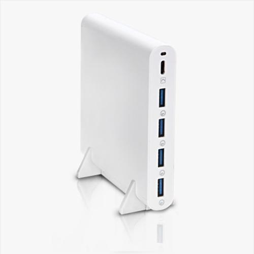 [Freedy] 80W USB-PD Multi Charging Adapter - White