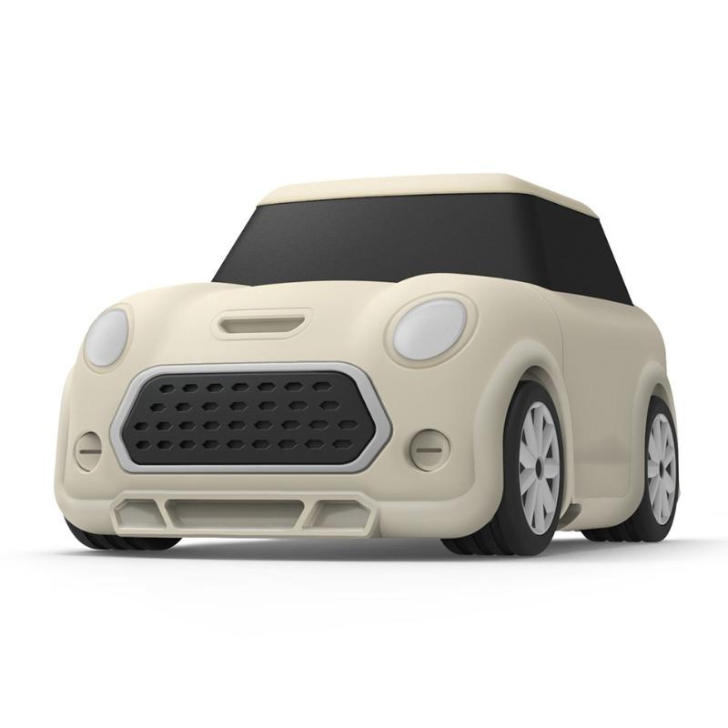 [엘라고] Mini Car AirPods Case 클래식화이트