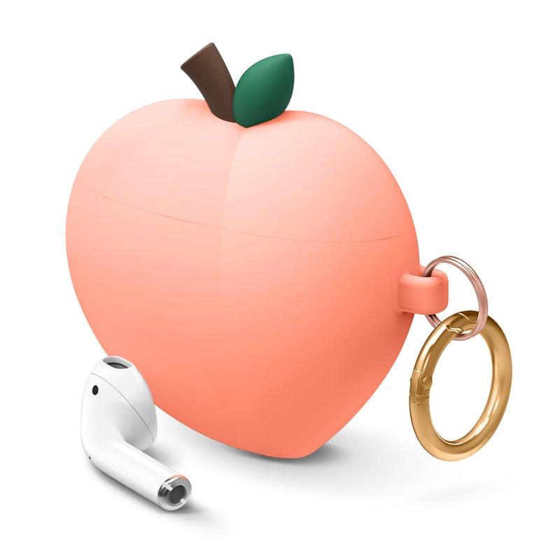 [엘라고] Peach AirPods Case 피치
