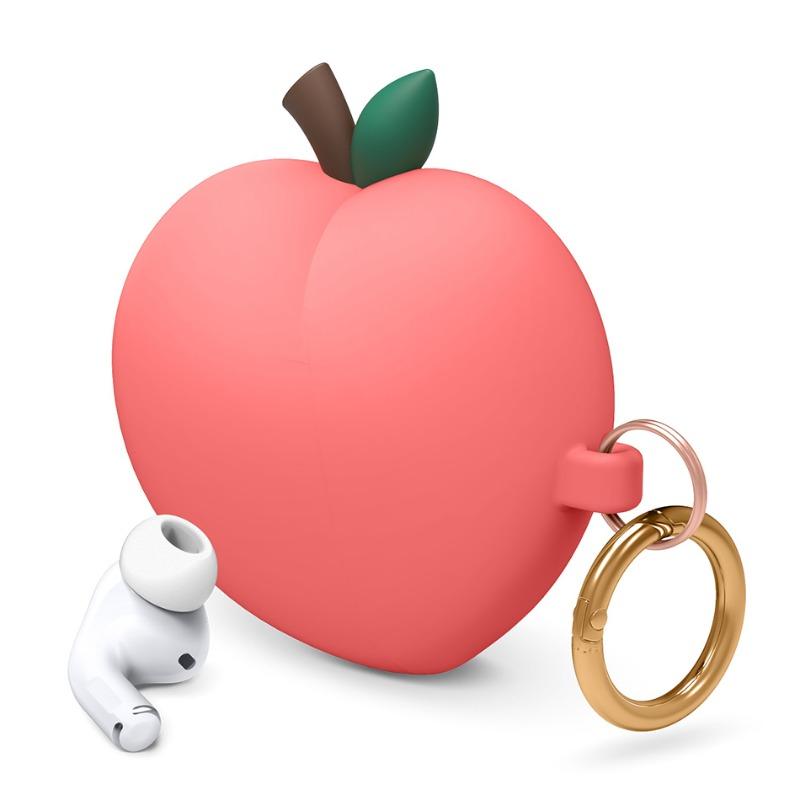 [엘라고] Peach AirPods Pro Case 레드피치