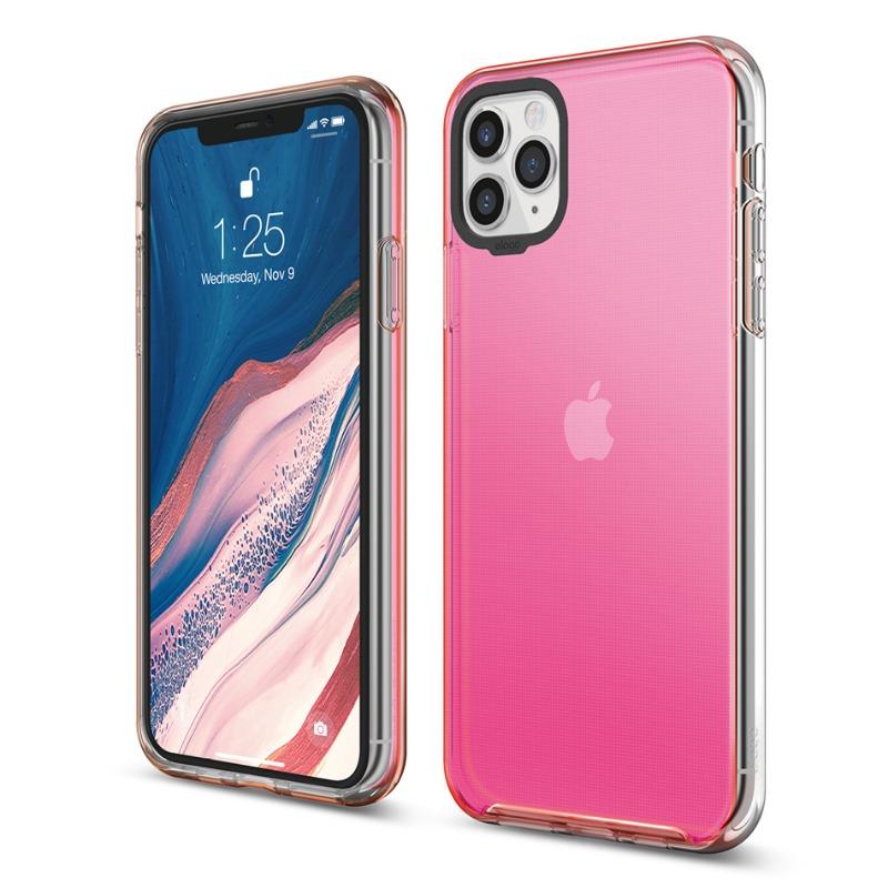 [엘라고] Hybrid iPhone 11 Pro Max 네온핑크
