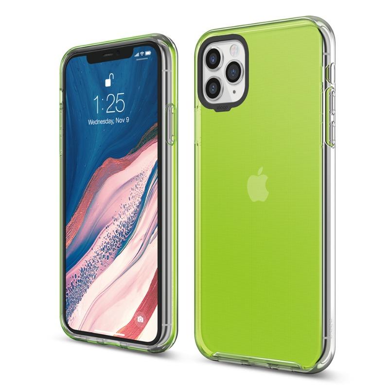 [엘라고] Hybrid iPhone 11 Pro Max 네온옐로우