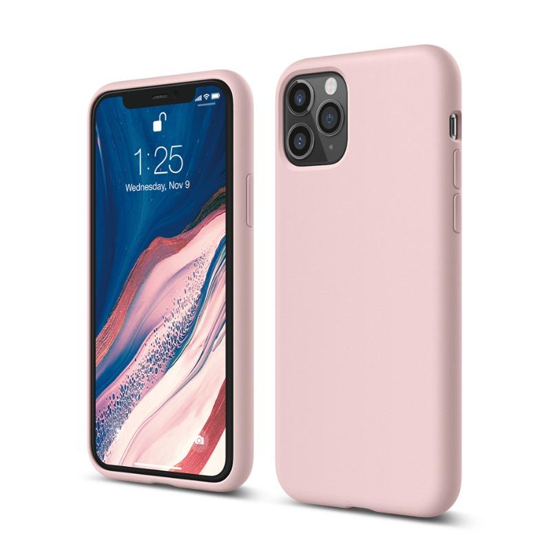 [엘라고] 소프트 실리콘 아이폰 11 Pro 핑크