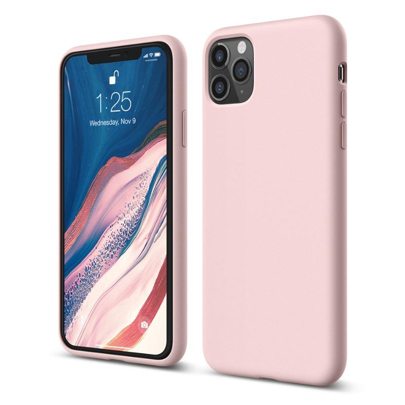 [엘라고] 소프트 실리콘 아이폰 11 Pro Max 핑크