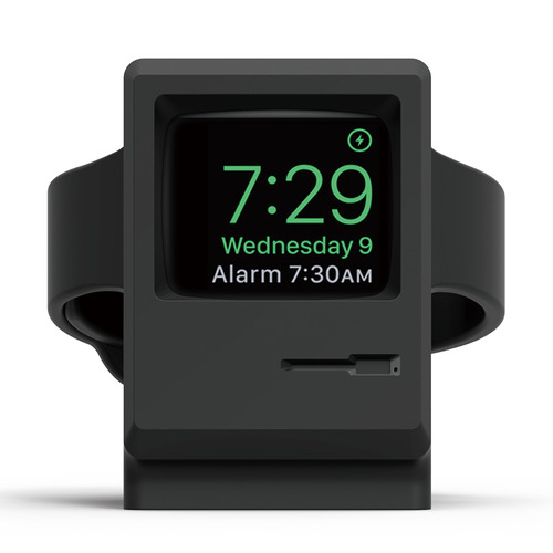 [Elago] W3 Stand for Apple Watch - 블랙