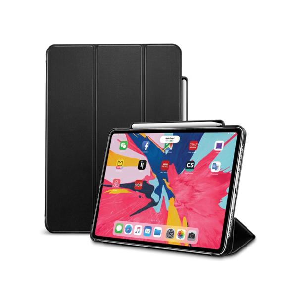 [ESR] SmartCover Pencil Holder for iPad Pro 11 - Black