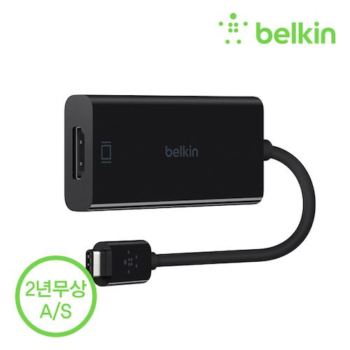 [BELKIN] USB-C to HDMI 어뎁터