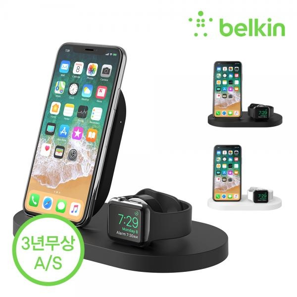 [BELKIN] Boostup 3 in 1 Dock BLK