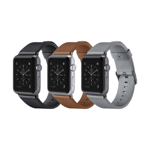 [BELKIN] Classic Leather Band for Apple Watch 42mm