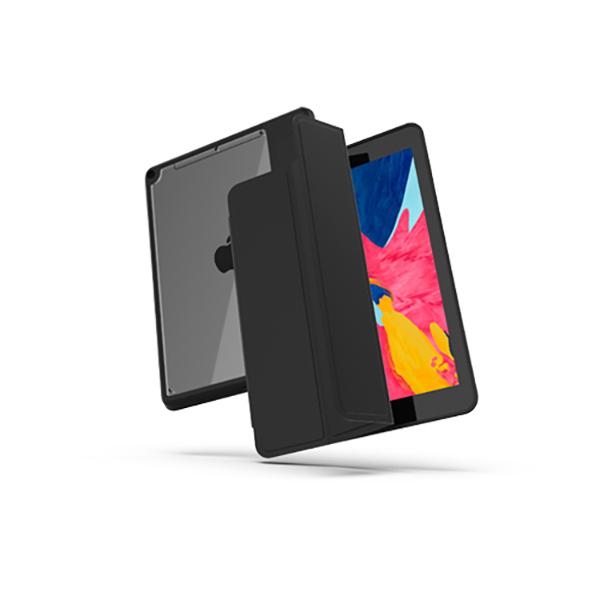 [FOZIO] Clear Fit iPad 7/8th 10.2 CASE 블랙