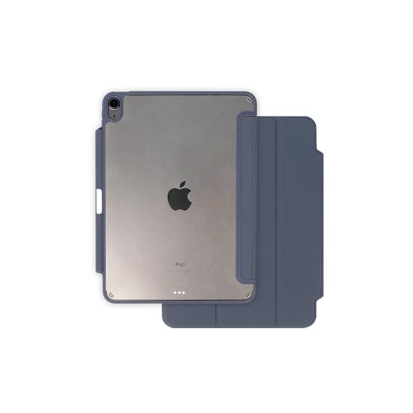 [FOZIO] Clear Fit iPad Air 4 10.9 CASE 퍼플
