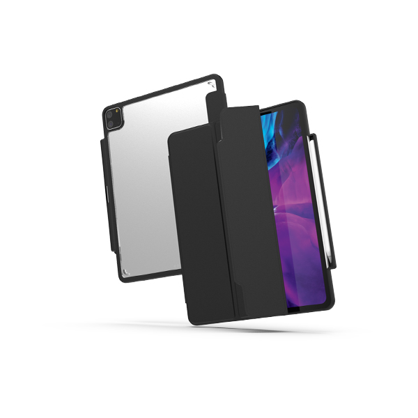 [FOZIO] Clear Fit iPad Pro 11 CASE 블랙