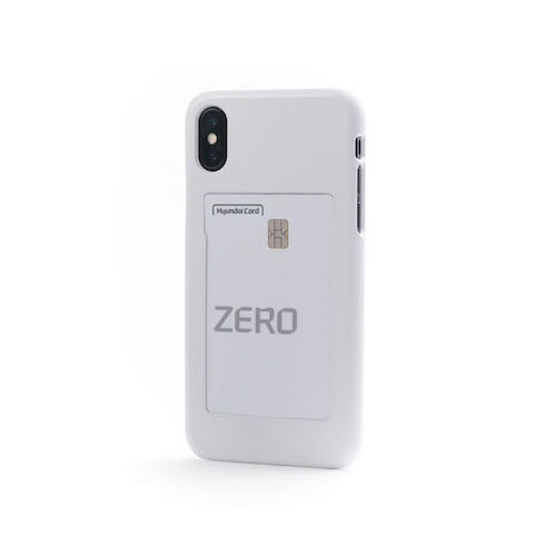 [Frame By] Frame Case for iPhone XS/X - Zero
