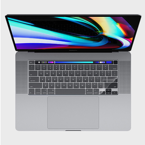 [FOZIO] iDeal MBP 16 CLEAR KEYSKIN