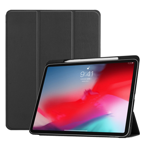 [Fozio] Relive Apple Pencil Holder Case for iPad Pro 11 - Black