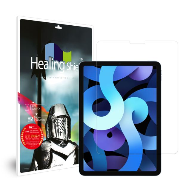 [Healing Shield] iPad Air 10.9 강화유리 필름