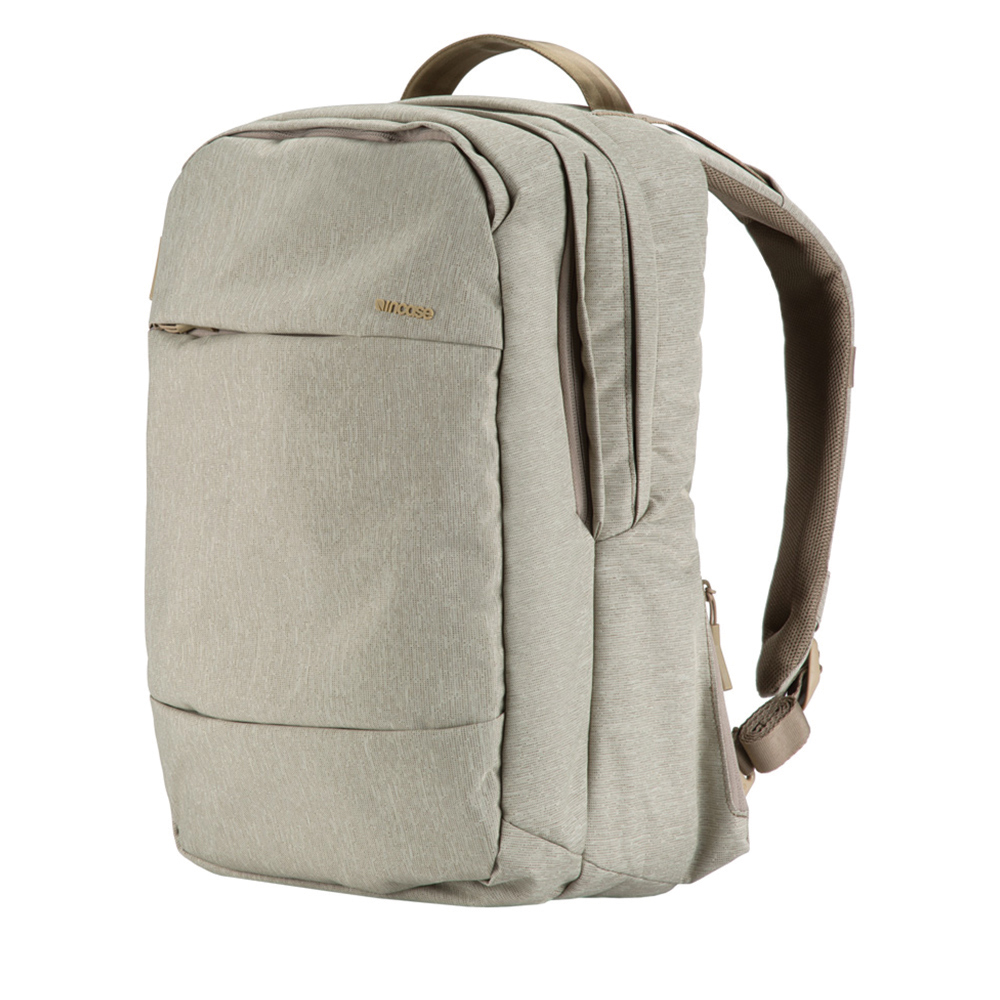 [INCASE] City Collection Backpack - Heather Khaki