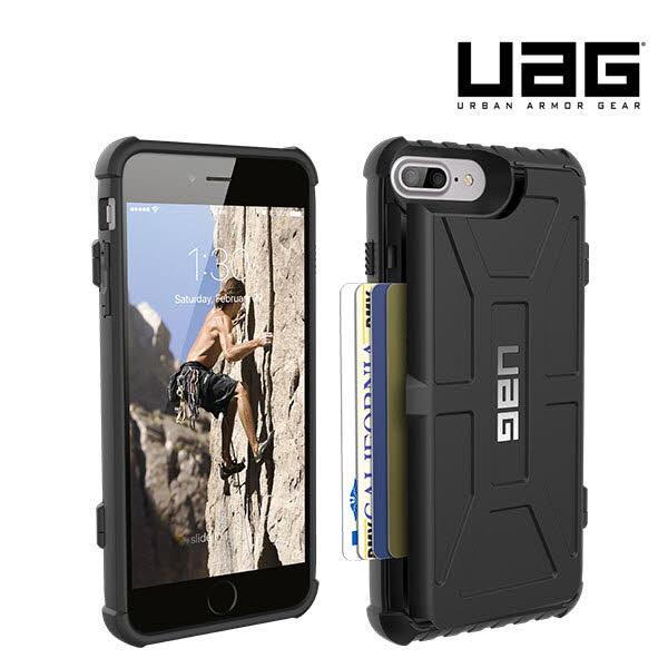 [UAG] Trooper Case Black - iPhone 6/6s/7/8 Plus 호환