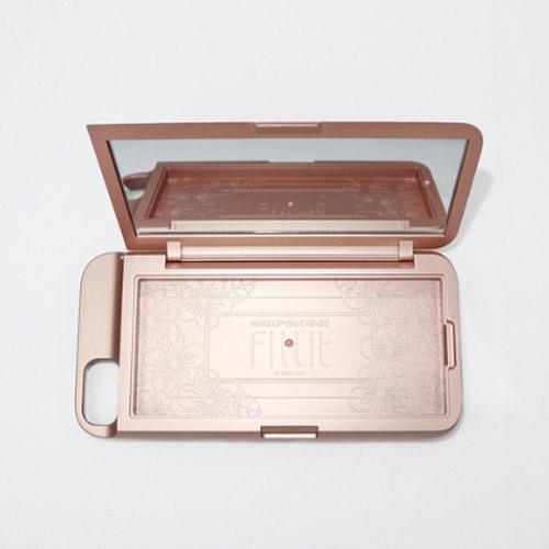 [Fillit] iPhone SE2 Cover Mirror Case 핑크