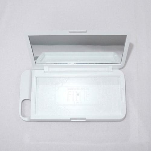 [Fillit] iPhone SE2 Cover Mirror Case 화이트