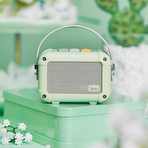 [DIVOOM] Macchiato Bluetooth Apeaker - Green