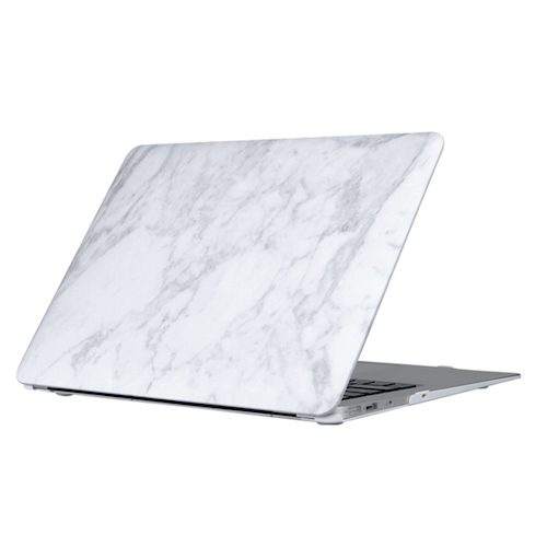 [UNIQ] Husk Pro Marble Case Blanc - MBP 15 Touch Bar