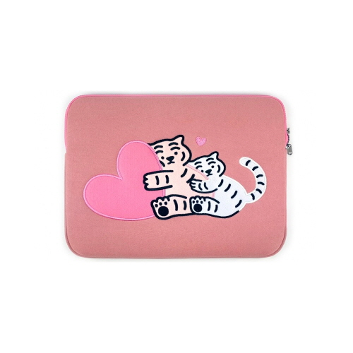 [무직타이거] HUG TIGER Laptop Sleeve 13