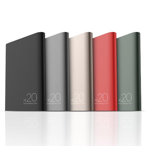 [N9] X20 20000mAh 보조배터리